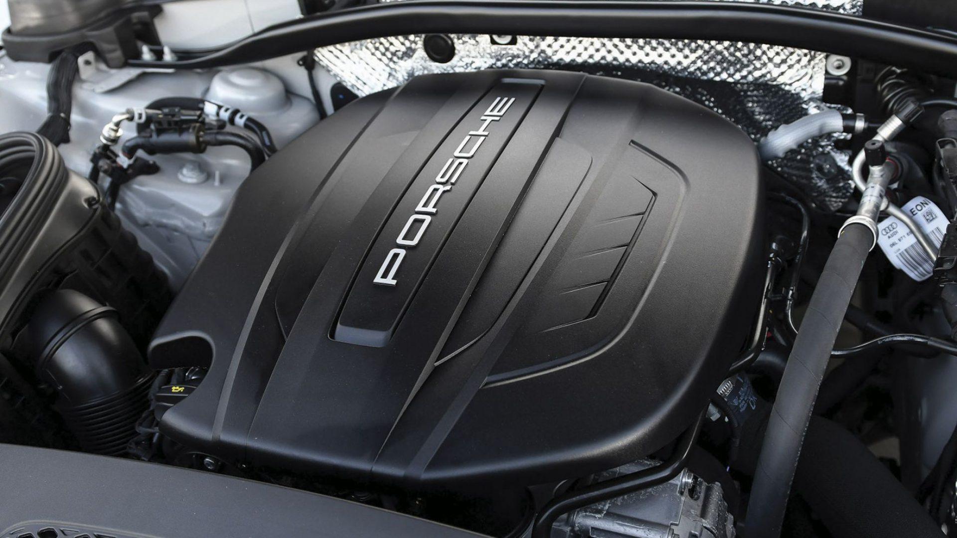 Porsche Macan 291